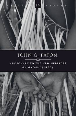 Picture of John G. Paton