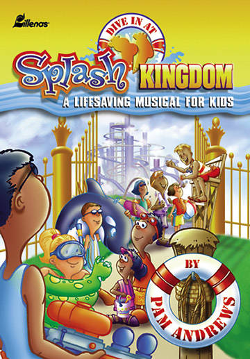 Splash Kingdom Choral Book