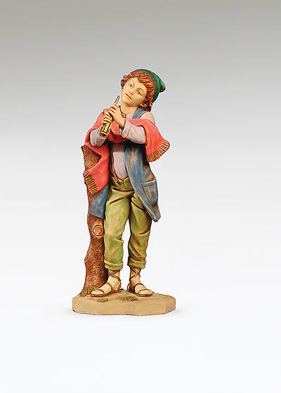 "Fontanini Nativity - 27"" Scale -  Daniel with Flute"
