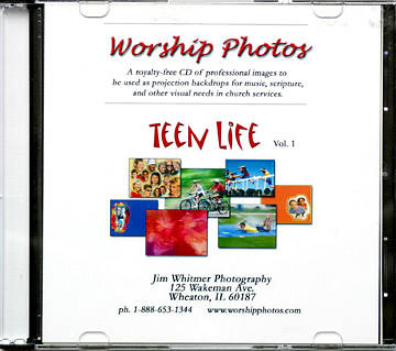 Worship Photos Teen Life Volume One