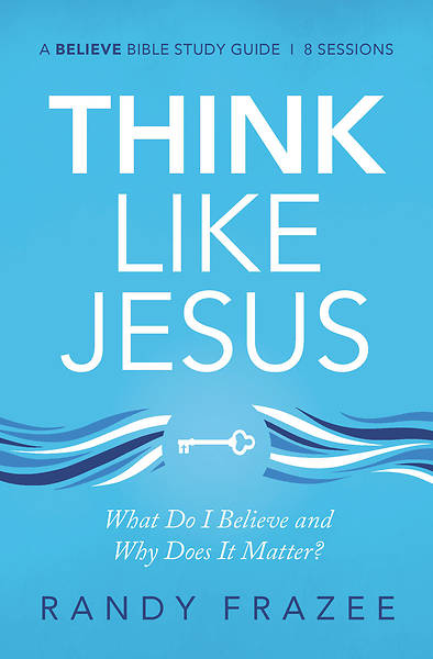 Picture of Think Like Jesus Study Guide