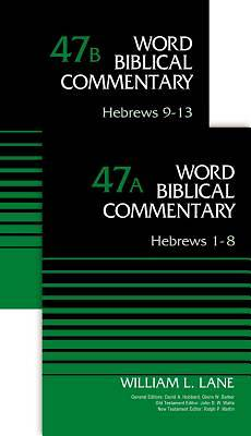 Picture of Hebrews (2-Volume Set---47a and 47b)