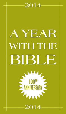 A Year with the Bible 2014 (Ten Pack)