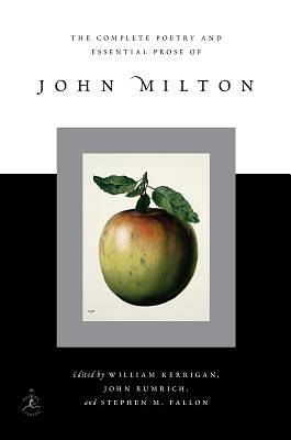 Picture of The Complete Poetry and Essential Prose of John Milton