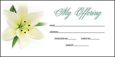 Easter Lilies Offering Envelope 2011 (Package of 50)