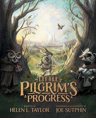 Picture of The Illustrated Little Pilgrim's Progress