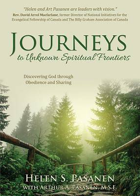 Picture of Journeys to Unknown Spiritual Frontiers