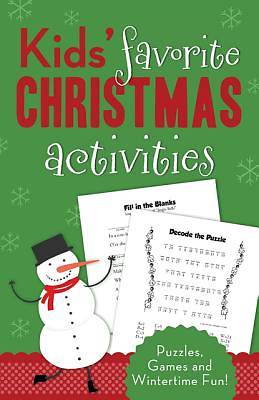 Kids Favorite Christmas Activities
