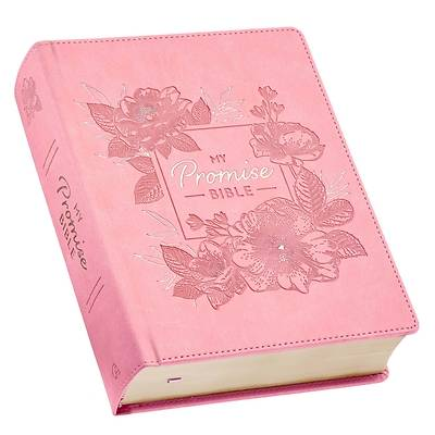 Picture of My Promise Bible Square Pink