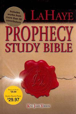 Picture of Prophecy Study Bible