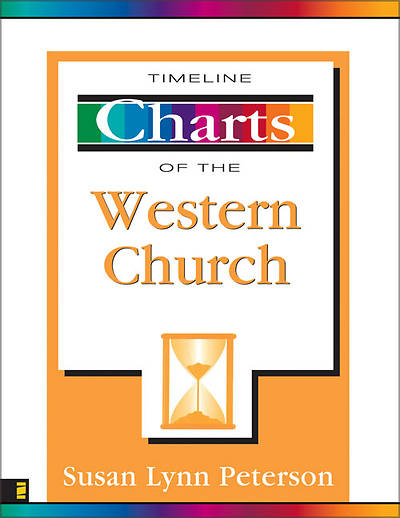 Picture of Timeline Charts of the Western Church