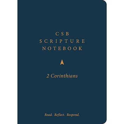 Picture of CSB Scripture Notebook, 2 Corinthians