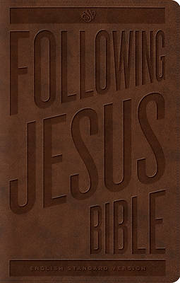 Picture of Following Jesus Bible-ESV