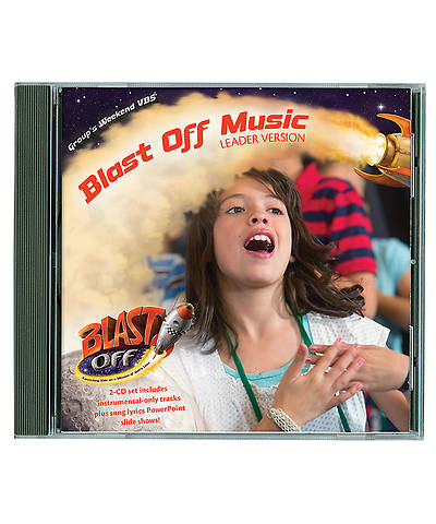 Group VBS 2014 Weekend Blast Off Blast Off Music Leader Version 2-CD Set
