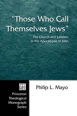 Those Who Call Themselves Jews [ePub Ebook]