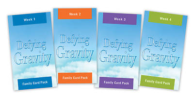 Defying Gravity Family Card Pack