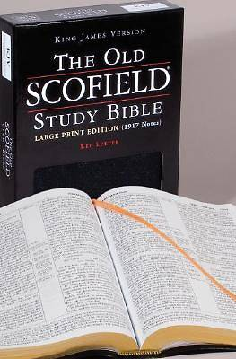 Picture of The Scofield Study Bible - KJV