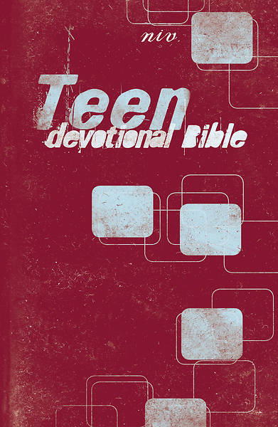 Teen Devotional New International Version Bible