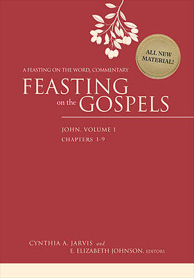Picture of Feasting on the Gospels--John, Volume 1