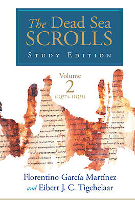 Picture of The Dead Sea Scrolls Study Edition, vol. 2 (4Q273-11Q31)