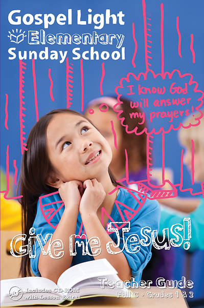 Gospel Light Elementary Grades 1 & 2 Teacher Guide Fall
