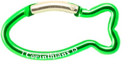 Gospel Light VBS 2014 SonTreasure Island Fish Carabiner 5pk
