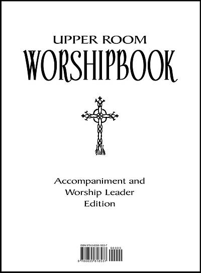 Picture of Upper Room Worshipbook, Accompaniment and Worship Leader Edition