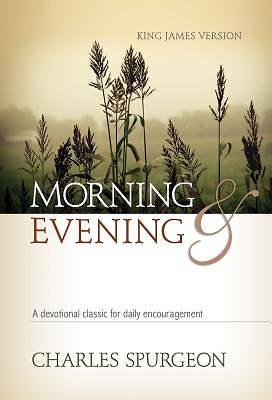 Morning and Evening King James Version