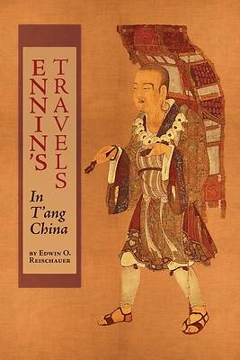 Picture of Ennin's Travels in T'ang China