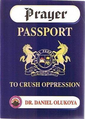 Picture of Prayer Passport