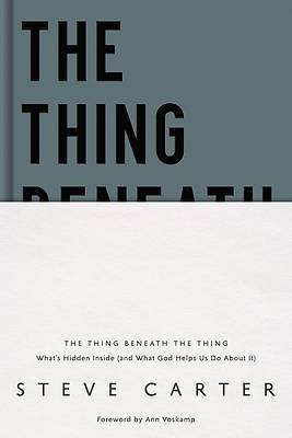Picture of The Thing Beneath the Thing