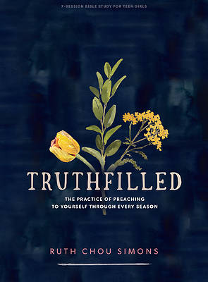 Picture of Truthfilled - Teen Girls' Bible Study Book