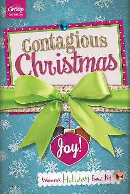 Contagious Christmas Womens Holiday Event Kit