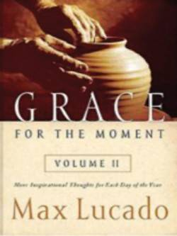 Grace for the Moment Volume II Large Print Edition