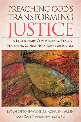 Picture of Preaching God's Transforming Justice