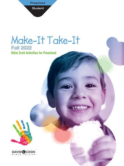 Bible-in-Life Preschool Make It Take It Fall