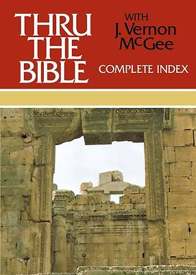 Picture of Thru the Bible with J. Vernon McGee