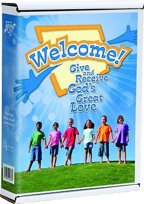 Mennomedia Welcome VBS 2014 Starter Kit