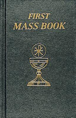 St Joseph First Mass Book K808/67b