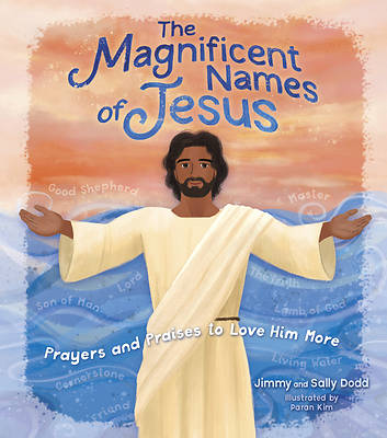 Picture of The Magnificent Names of Jesus