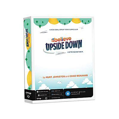 Upside Down - 4 Week DVD Study