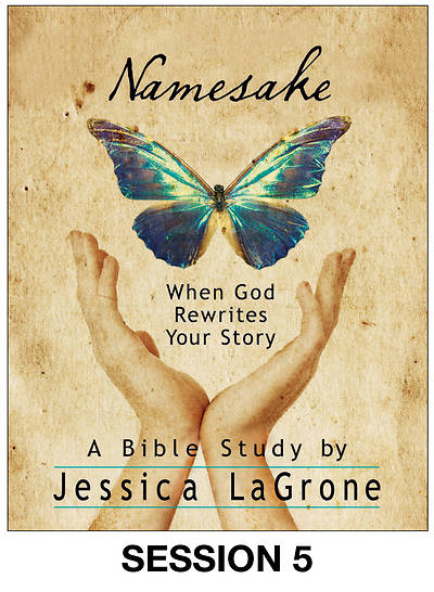 Picture of Namesake: Women's Bible Study Streaming Video Session 5