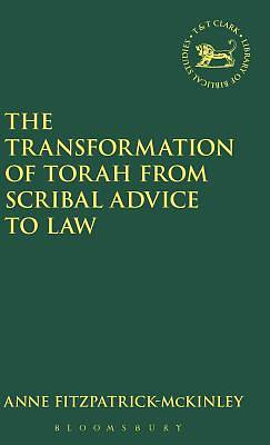Picture of Transformation of Torah from Scribal Advice to Law