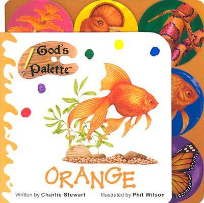 Gods Palette Orange