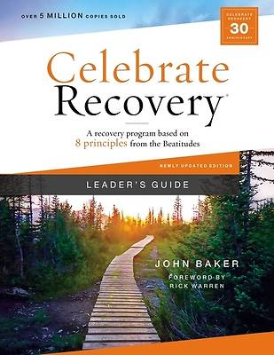 Picture of Celebrate Recovery Updated Leader's Guide