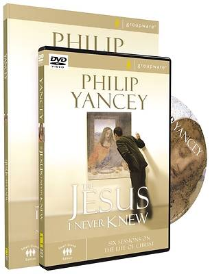 Picture of The Jesus I Never Knew Participant's Guide with DVD