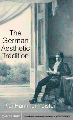 The German Aesthetic Tradition [Adobe Ebook]