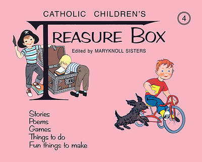Catholic Childrens Treasure Box