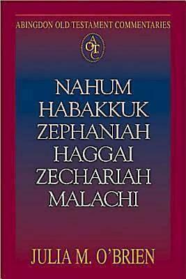 Picture of Abingdon Old Testament Commentaries: Nahum, Habakkuk, Zephaniah, Haggai, Zechariah, Malachi - eBook [ePub]