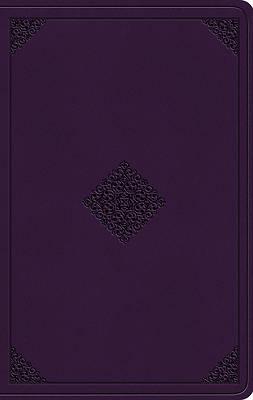 Picture of ESV Value Thinline Bible (Trutone, Lavender, Ornament Design)